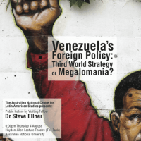 Venezuela's Foreign Policy: Third World Strategy or Megalomania