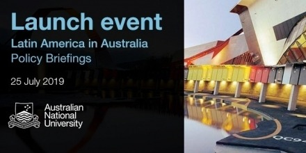 Launch event: Latin America in Australia Policy Briefings