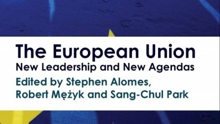 New publication:'The European Union: New Leadership and New Agendas'
