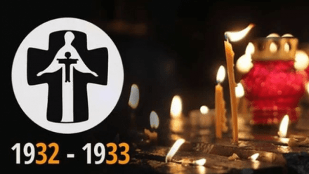 A candle of remembrance: Holodomor awareness month