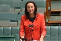 ANIP intern thanked in Federal Parliament