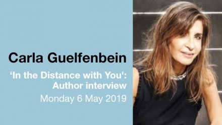 Carla Guelfenbein: 'In the Distance with You' - Author Interview