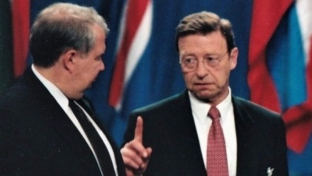 Reflections on Russia-NATO Relations following the Fall of the Wall. A Participant's Perspective.