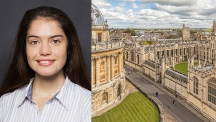 Graduate Profile: Hayley Pring is Oxford Bound