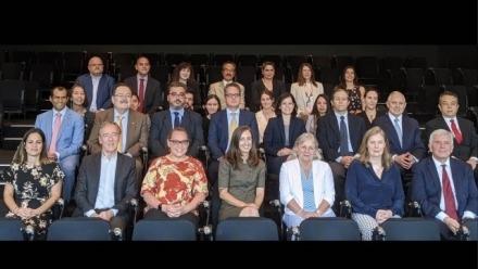Meeting with Latin American Ambassadors
