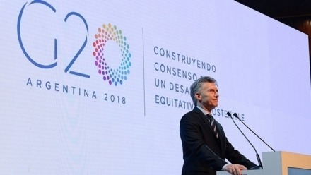 Argentina's presidency of the G20: panel discussion