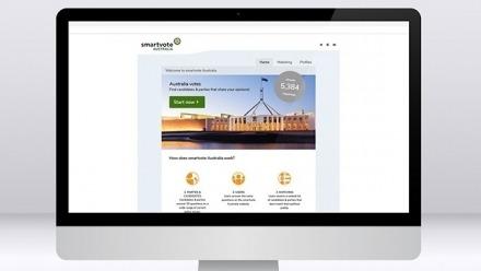 Smartvote Australia website goes live